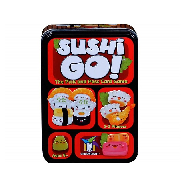 sushi go tin edition