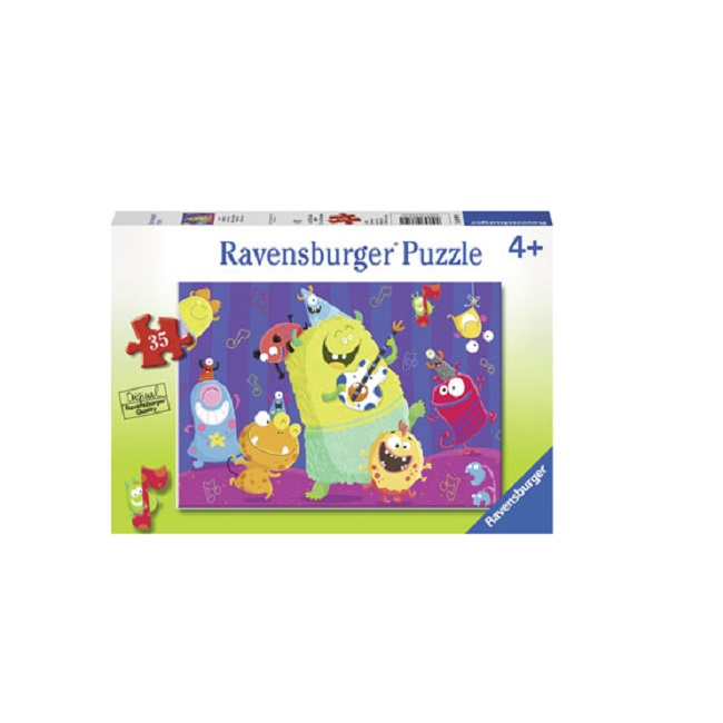 ravensburger 35 piece giggly goblins puzzle