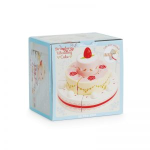 le toy van wedding cake